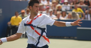 File photo of Novak Djokovic (Image: Edwin Martinez1.)