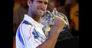 File photo of six time Aus Open winner Novak Djokovic (Image: globalite.)