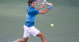 File photo of Roger Federer, 2012. (Image: Mike McCune (flickr).)