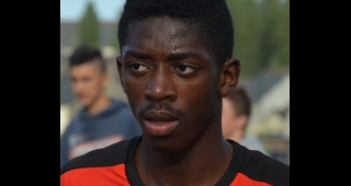 File photo of Ousmane Dembélé. (Image: S. Plaine.)