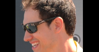 File photo of Joey Logano, 2015. (Image: Sarah Stierch.)