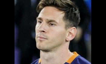 File photo of Lionel Messi (Image: Олег Дубина.)