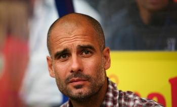File photo of Pep Guardiola (Image: Thomas Rodenbücher.)