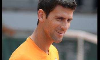 File photo of Novak Djokovic (Image: Tatiana.)