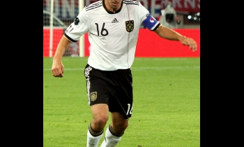 File photo of Philipp Lahm, 2011. (Image: Steindy.)