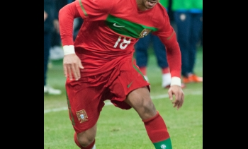 File photo of Ricardo Quaresma, who scored the winning goal for Portugal. (Image: Fanny Schertzer.)