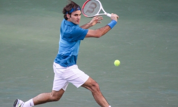 File photo of Roger Federer, 2012. (Image: Mike McCune (flickr).)
