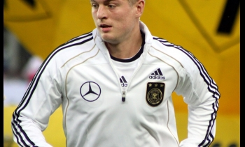 File photo of Toni Kroos (Image: Steindy.)