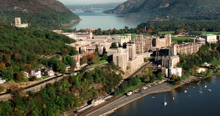 File photo of the United States Military Academy, where the pillow fight took place. (Image: USMA Public Affairs Office.)