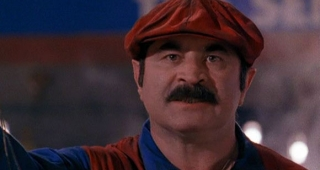 Bob Hoskins as Mario