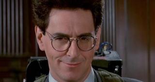 Egon Spengler played by Harold Ramis