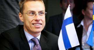 Prime Minister Alexander Stubb